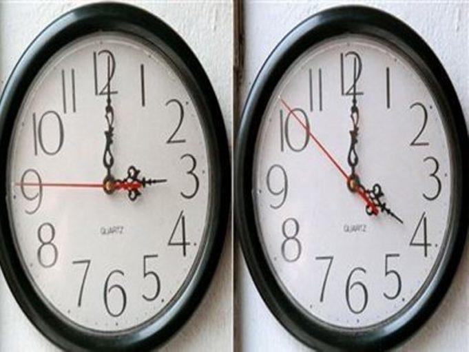 нужно убедиться, в перми перевели время на час даже мелких проселочных