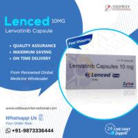 Купуйте в Інтернеті капсулу з Lenced 10 мг мг за найнижчою ціною від Oddway International