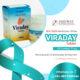 Viraday (Ефавіренц, Емтріцитабін, Тенофовір дизопроксил фумарат) таблетка