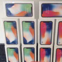 Apple iPhone x 64gb €390 iPhone x 256gb €429 iPhone 8 Plus €350 +447451238998
