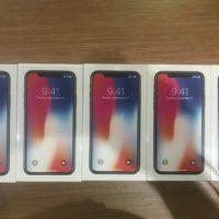 Apple iPhone X 64gb €418 iPhone X 256gb €500 iPhone 8 Plus €380 iPhone 7 €300