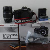 For Sale Canon 6D Mark II, Canon 5D Mark IV, Nikon D3s