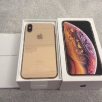 iPhone XS - 64GB - $450 iPhone XS Max 64GB $480 iPhone X 64GB .. $420 iPhone XR 64GB.$370
