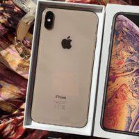 Apple iPhone XS 512GB/Samsung Galaxy S9+/OnePlus 6T