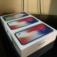 Offer - Authentic Apple iPhone X 256Gb 64Gb,Galaxy S8Plus S9Plus 100% Factory Unlocked